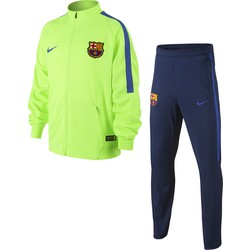 Ensemble Survêtement Junior FC Barcelone vert 2016 - 2017