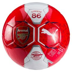 Ballon fan Arsenal rouge