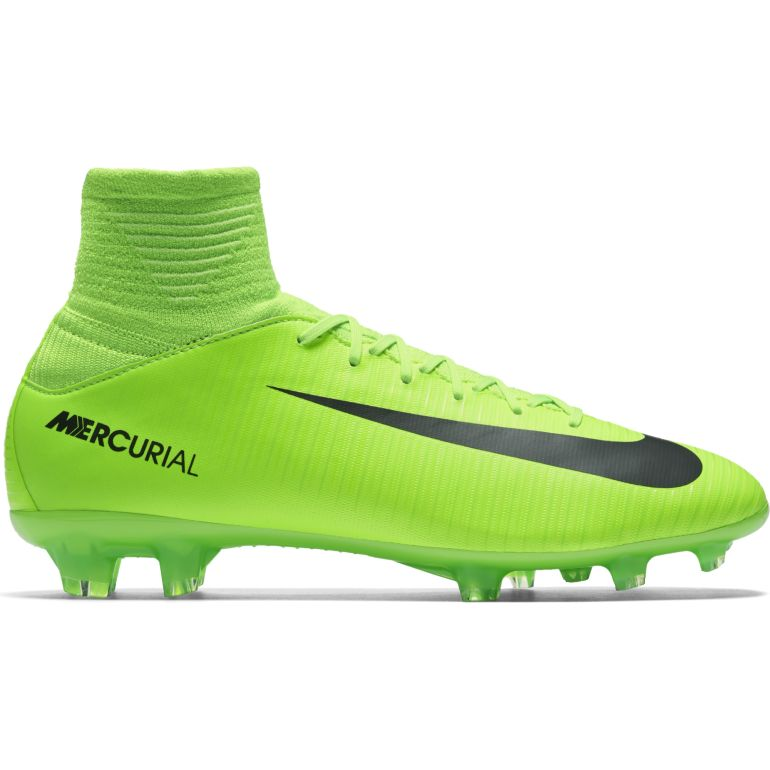Mercurial Superfly V junior FG vert