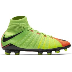 Hypervenom Phantom III junior Dynamic Fit FG vert