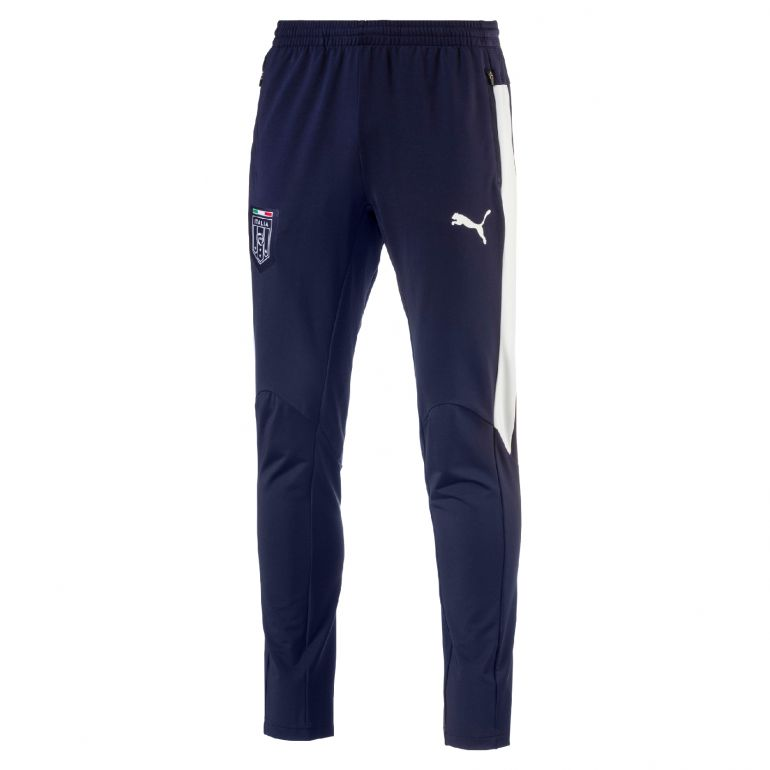Pantalon survêtement junior Italie Stadium bleu 2016