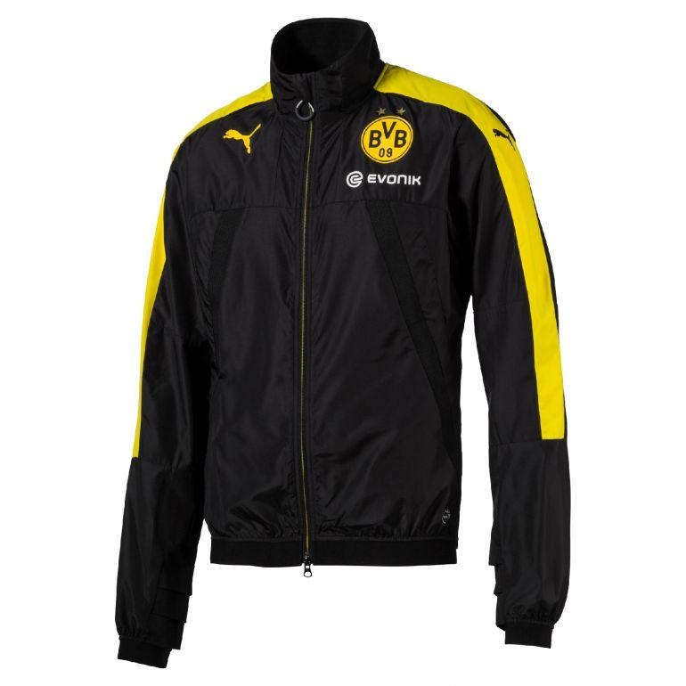 Coupe vent Dortmund Stadium noir 2016 - 2017