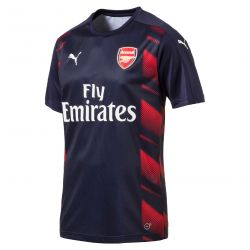 Maillot entraînement junior Arsenal Stadium bleu 2016 - 2017