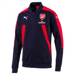 Veste survêtement junior Arsenal Stadium bleu 2016 - 2017