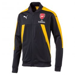 Veste survêtement Arsenal Stadium gris 2016 - 2017