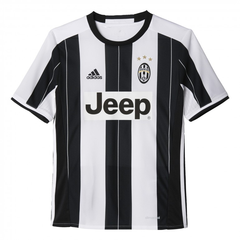 Maillot Juventus domicile junior 2016 - 2017