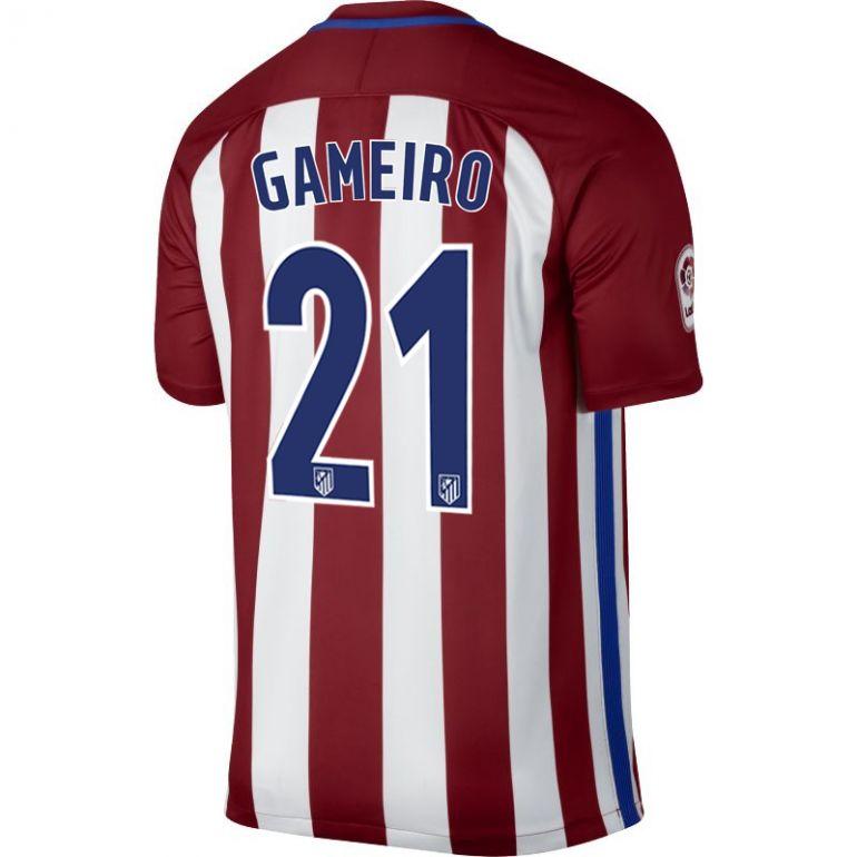Maillot Gameiro Junior Atlético Madrid domicile 2016 - 2017