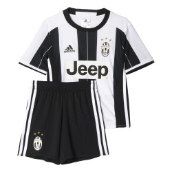 ensemble enfant Juventus domicile 2016 - 2017