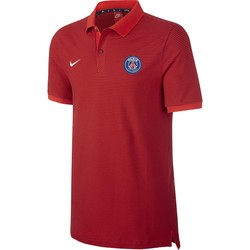 Polo Junior PSG rouge
