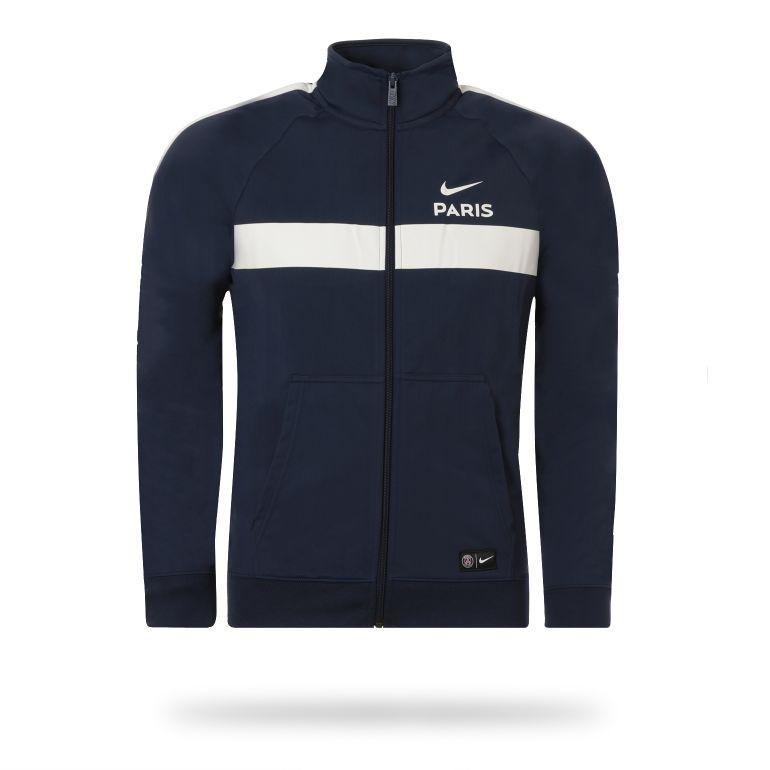 Veste Survêtement PSG Core bleue