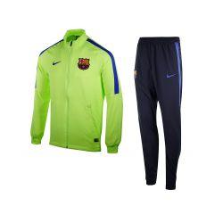 Ensemble survêtement FC Barcelone vert 2016 - 2017