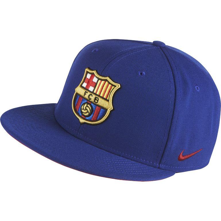 FCB U NK TRUE CAP CORE BLUE