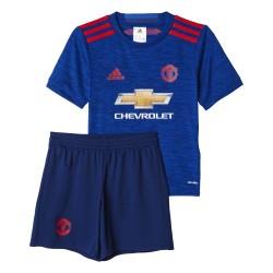Ensemble enfant Manchester United extérieur 2016 - 2017
