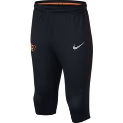 CR7 Y NK DRY SQD PANT 3/4 KP BLACK OR GREY