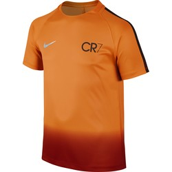 CR7 Y NK DRY SQD TOP SS GX ORANGE
