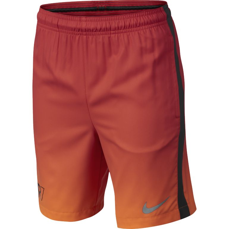 CR7 Y NK SQD SHORT GX WZ ORANGE