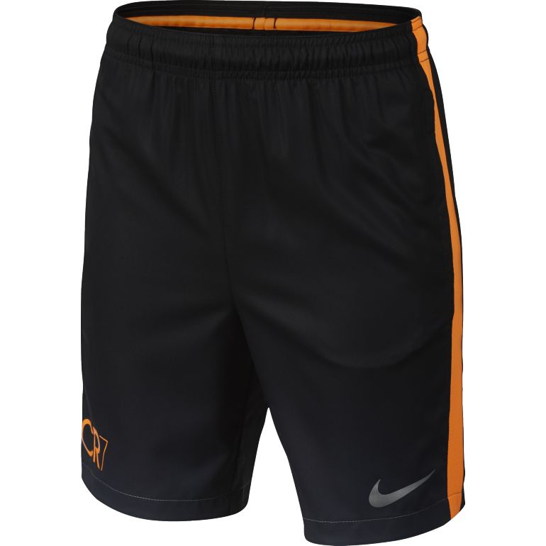 CR7 Y NK SQD SHORT GX WZ BLACK OR GREY