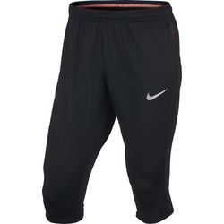 CR7 M NK DRY SQD PANT 3/4 KP BLACK OR GREY