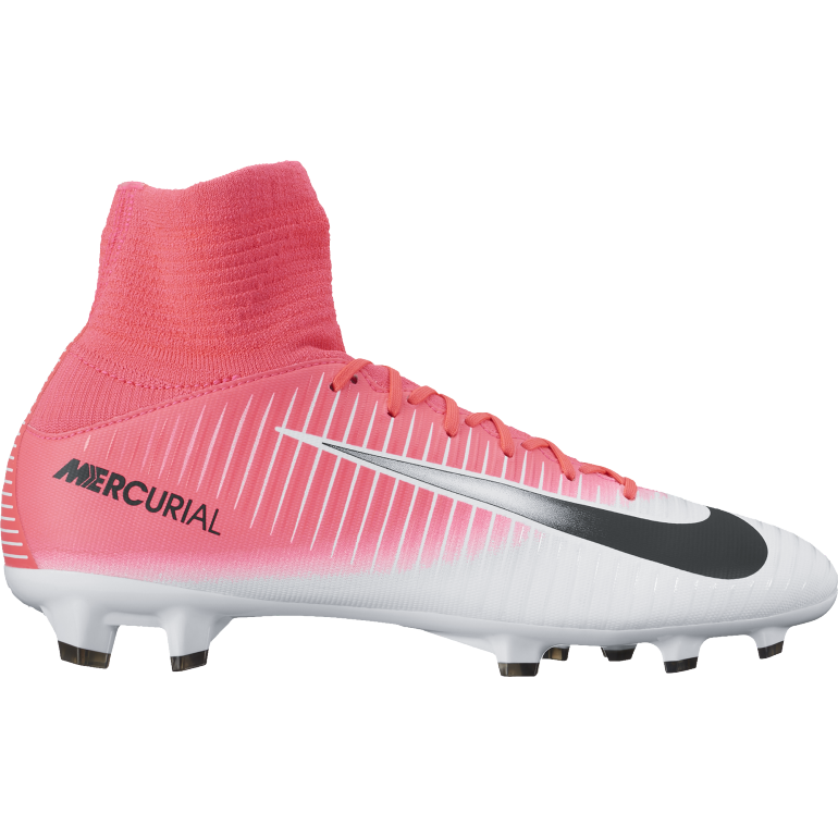Mercurial Superfly V junior FG rouge