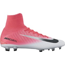 Mercurial Veloce III Dynamic Fit FG rouge