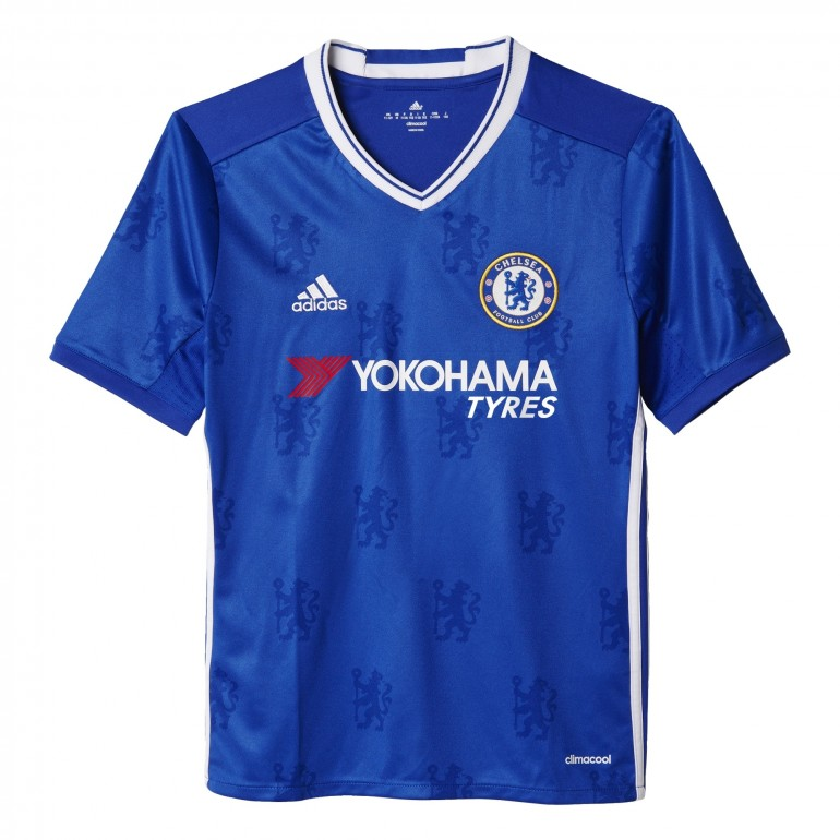 Maillot Chelsea domicile junior 2016 - 2017