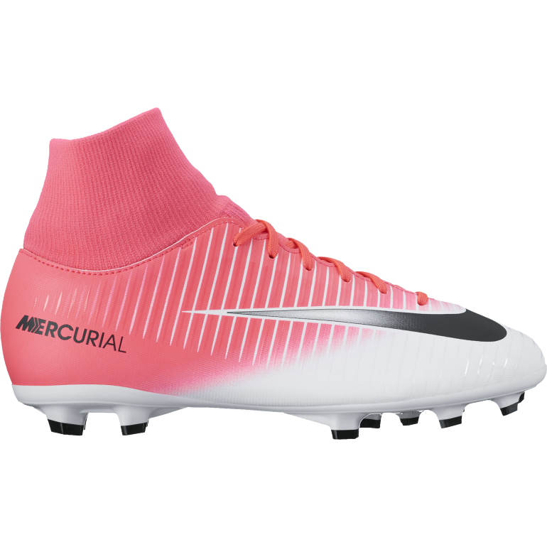 Mercurial Victory VI junior Dynamic Fit FG rouge