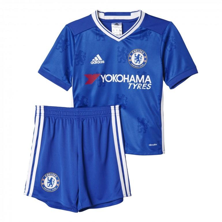 Ensemble enfant Chelsea domicile 2016 - 2017