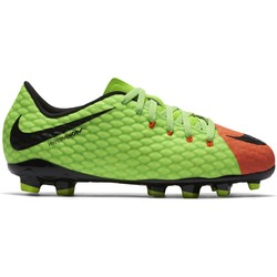 Hypervenom Phelon III junior FG GREEN