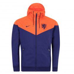 Veste à capuche Pays Bas orange et violet 2017