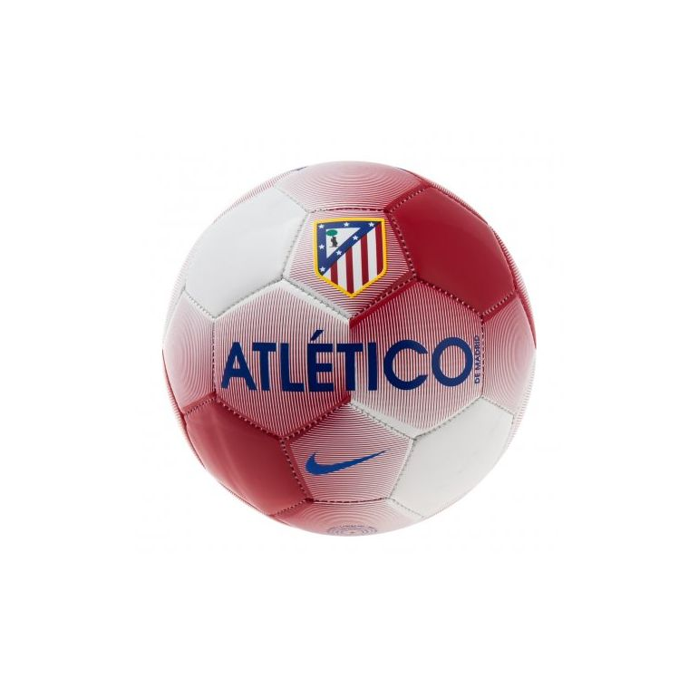 mini ballon atl tico madrid skills rouge sur. Black Bedroom Furniture Sets. Home Design Ideas