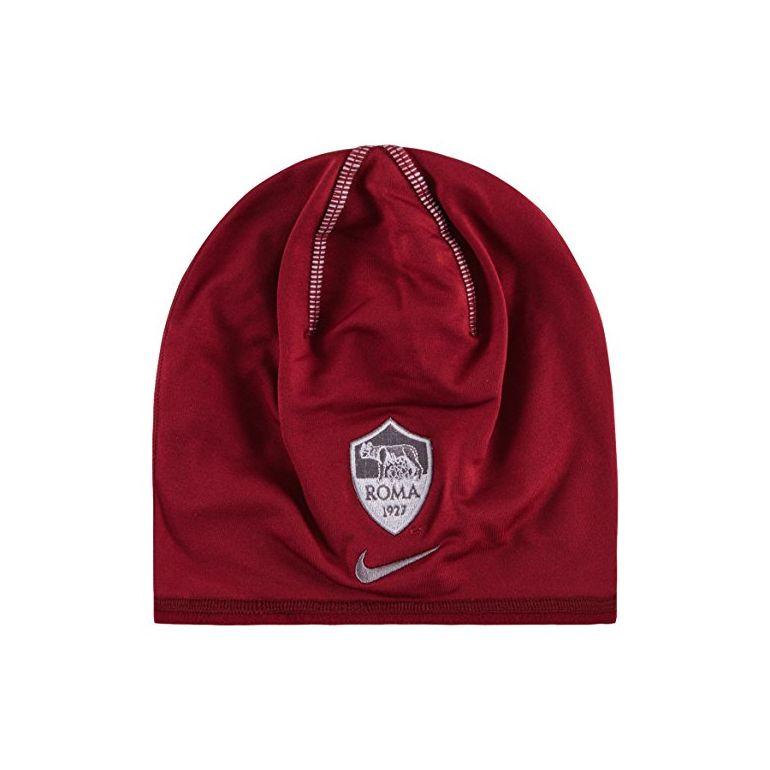 Bonnet AS Roma rouge