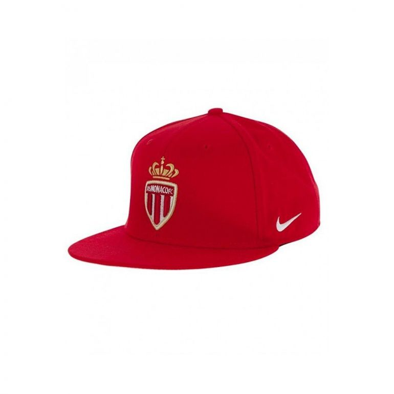 Casquette AS Monaco rouge
