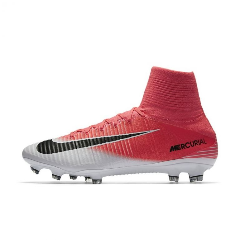 Mercurial Superfly V Dynamic Fit FG rouge