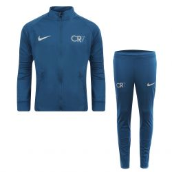 Ensemble Survêtement Junior CR7 bleu 2017