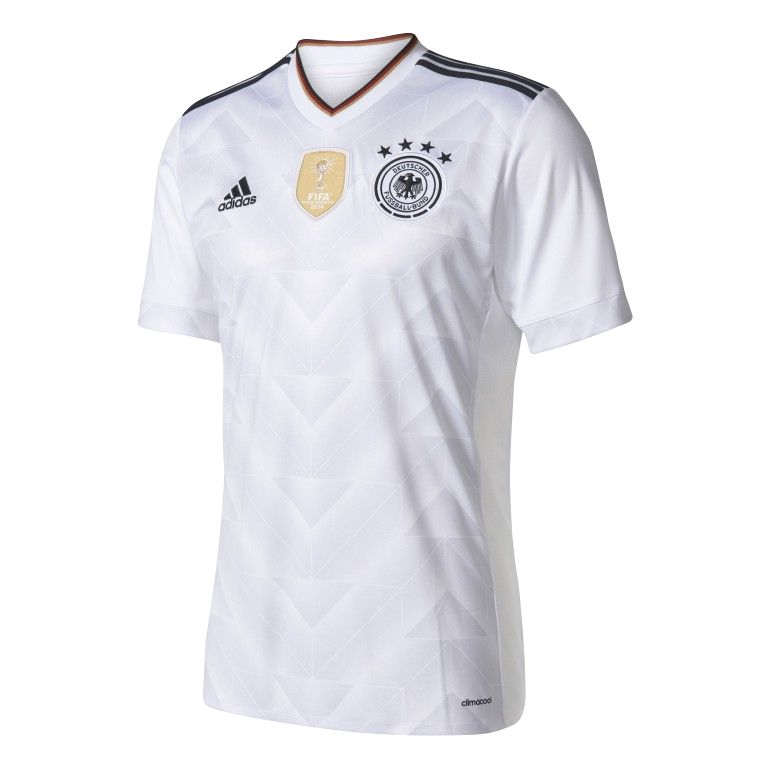1a563f41de2 Maillot Allemagne Domicile 2017 DFB