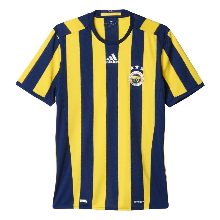 Maillot Fenerbahçe domicile 2016 - 2017