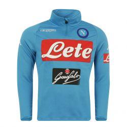 Sweat zippé Naples bleu 2016 - 2017