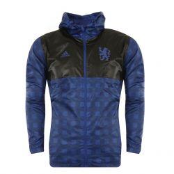 Coupe vent Chelsea bleu 2016 - 2017