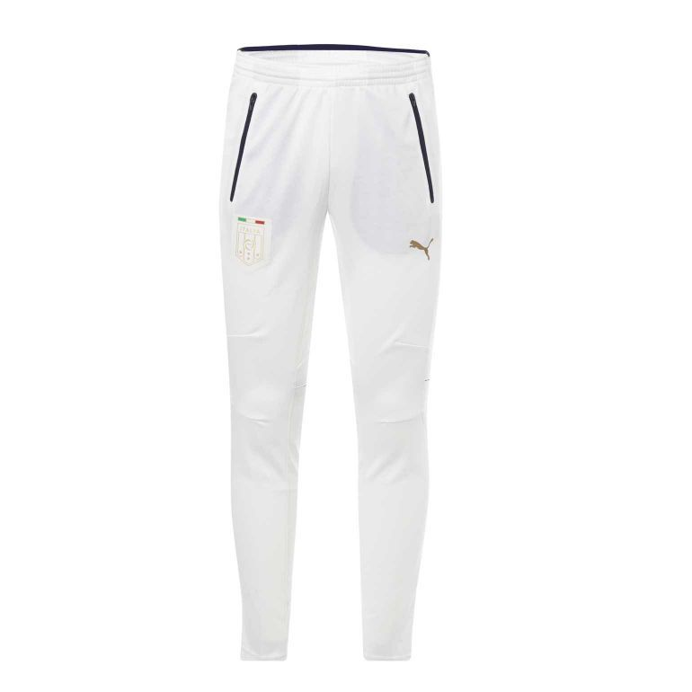 Pantalon survêtement junior Italie blanc 2016