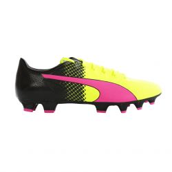 Evospeed 4.5 FG Moulés jaune rose