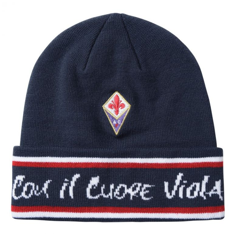 Bonnet Fiorentina bleu nuit