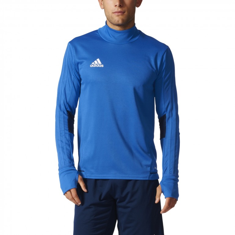 Sweat entraînement TIRO17 bleu
