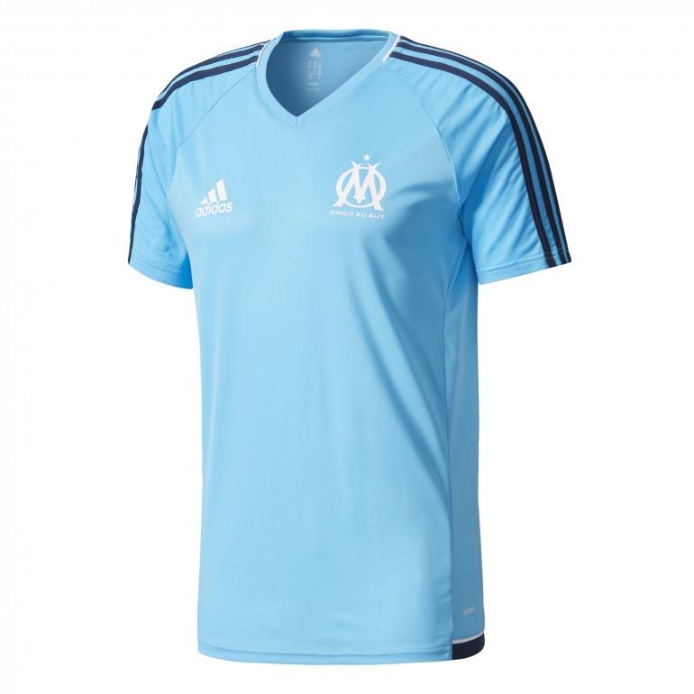 maillot entrainement Olympique de Marseille en solde