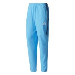 Pantalon présentation OM bleu 2017/18