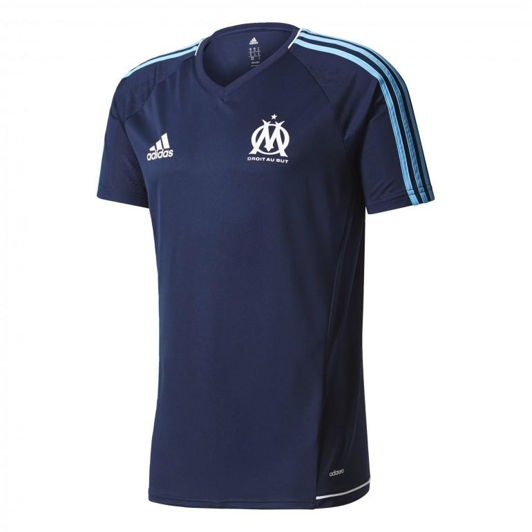 maillot entrainement Olympique de Marseille de foot