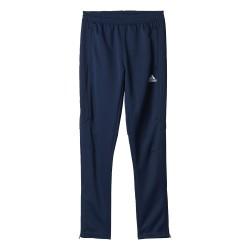 Pantalon entraînement junior TIRO17 bleu foncé
