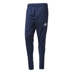 Pantalon entraînement TIRO17 bleu foncé