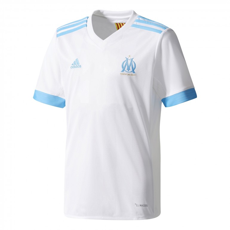 Maillot junior OM domicile 2017/18