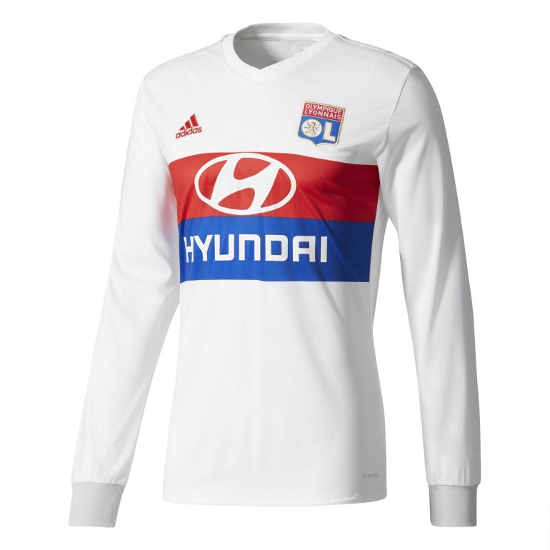 Maillot manches longues OL domicile 2017/18