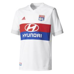 Maillot junior OL domicile 2017/18